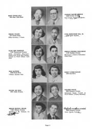 Page 13, 1951 Edition, Glenville High School - Olympiad Yearbook (Cleveland, OH) online yearbook collection