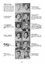 Page 14, 1951 Edition, Glenville High School - Olympiad Yearbook (Cleveland, OH) online yearbook collection