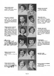 Page 16, 1951 Edition, Glenville High School - Olympiad Yearbook (Cleveland, OH) online yearbook collection