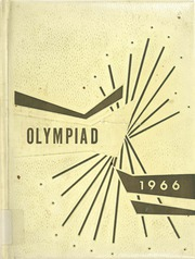 1966 Edition, Glenville High School - Olympiad Yearbook (Cleveland, OH)