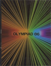 1986 Edition, Glenville High School - Olympiad Yearbook (Cleveland, OH)