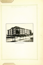 Page 13, 1916 Edition, Central High School - Tom Tom Yearbook (Tulsa, OK) online yearbook collection