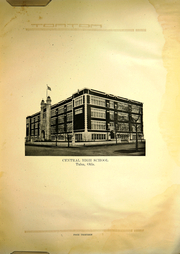 Page 17, 1920 Edition, Central High School - Tom Tom Yearbook (Tulsa, OK) online yearbook collection