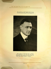 Page 7, 1920 Edition, Central High School - Tom Tom Yearbook (Tulsa, OK) online yearbook collection