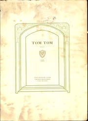 Page 7, 1927 Edition, Central High School - Tom Tom Yearbook (Tulsa, OK) online yearbook collection