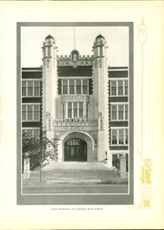 Page 13, 1928 Edition, Central High School - Tom Tom Yearbook (Tulsa, OK) online yearbook collection