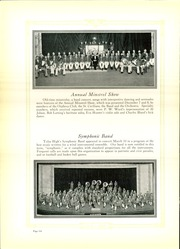 Page 208, 1929 Edition, Central High School - Tom Tom Yearbook (Tulsa, OK) online yearbook collection