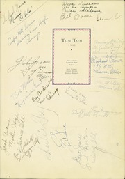 Page 5, 1931 Edition, Central High School - Tom Tom Yearbook (Tulsa, OK) online yearbook collection