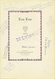 Page 7, 1931 Edition, Central High School - Tom Tom Yearbook (Tulsa, OK) online yearbook collection