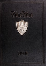 Page 1, 1936 Edition, Central High School - Tom Tom Yearbook (Tulsa, OK) online yearbook collection