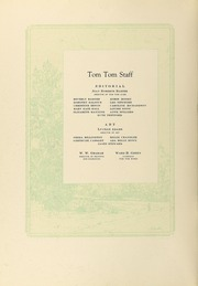 Page 16, 1936 Edition, Central High School - Tom Tom Yearbook (Tulsa, OK) online yearbook collection