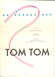 Page 10, 1946 Edition, Central High School - Tom Tom Yearbook (Tulsa, OK) online yearbook collection