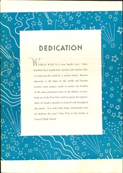 Page 12, 1946 Edition, Central High School - Tom Tom Yearbook (Tulsa, OK) online yearbook collection