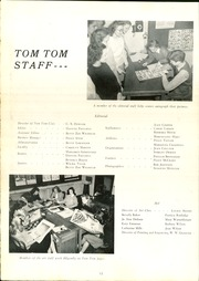 Page 16, 1946 Edition, Central High School - Tom Tom Yearbook (Tulsa, OK) online yearbook collection