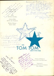 Page 9, 1946 Edition, Central High School - Tom Tom Yearbook (Tulsa, OK) online yearbook collection