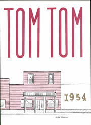 Page 11, 1954 Edition, Central High School - Tom Tom Yearbook (Tulsa, OK) online yearbook collection