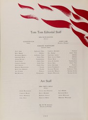 Page 14, 1955 Edition, Central High School - Tom Tom Yearbook (Tulsa, OK) online yearbook collection