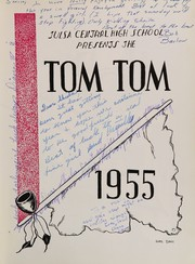 Page 9, 1955 Edition, Central High School - Tom Tom Yearbook (Tulsa, OK) online yearbook collection