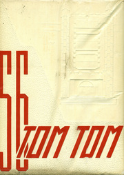 Central High School - Tom Tom Yearbook (Tulsa, OK) online yearbook collection, 1956 Edition, Page 1