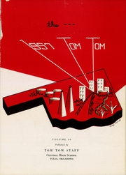 Page 3, 1957 Edition, Central High School - Tom Tom Yearbook (Tulsa, OK) online yearbook collection