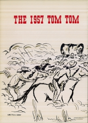 Page 4, 1957 Edition, Central High School - Tom Tom Yearbook (Tulsa, OK) online yearbook collection