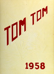 Central High School - Tom Tom Yearbook (Tulsa, OK) online yearbook collection, 1958 Edition, Page 1