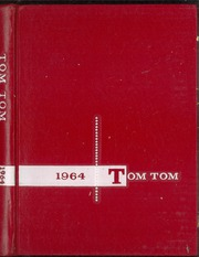 Central High School - Tom Tom Yearbook (Tulsa, OK) online yearbook collection, 1964 Edition, Page 1