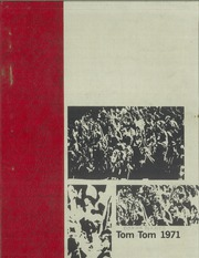 Page 1, 1971 Edition, Central High School - Tom Tom Yearbook (Tulsa, OK) online yearbook collection