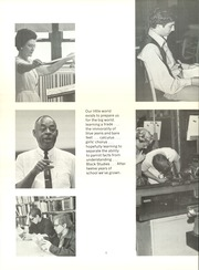 Page 10, 1971 Edition, Central High School - Tom Tom Yearbook (Tulsa, OK) online yearbook collection