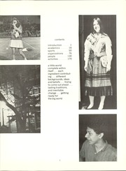 Page 7, 1971 Edition, Central High School - Tom Tom Yearbook (Tulsa, OK) online yearbook collection
