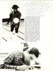 Page 9, 1976 Edition, Central High School - Tom Tom Yearbook (Tulsa, OK) online yearbook collection