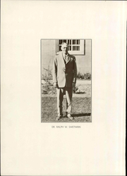 Page 12, 1932 Edition, Arizona State University - Sun Devil Spark Sahuaro Yearbook (Tempe, AZ) online yearbook collection