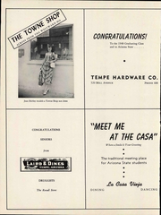 Page 204, 1948 Edition, Arizona State University - Sun Devil Spark Sahuaro Yearbook (Tempe, AZ) online yearbook collection