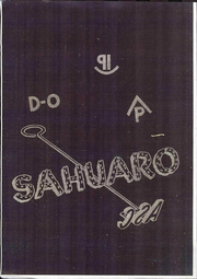 Page 1, 1949 Edition, Arizona State University - Sun Devil Spark Sahuaro Yearbook (Tempe, AZ) online yearbook collection