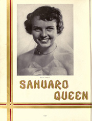 Page 12, 1952 Edition, Arizona State University - Sun Devil Spark Sahuaro Yearbook (Tempe, AZ) online yearbook collection