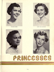 Page 13, 1952 Edition, Arizona State University - Sun Devil Spark Sahuaro Yearbook (Tempe, AZ) online yearbook collection
