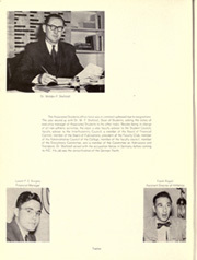 Page 16, 1952 Edition, Arizona State University - Sun Devil Spark Sahuaro Yearbook (Tempe, AZ) online yearbook collection