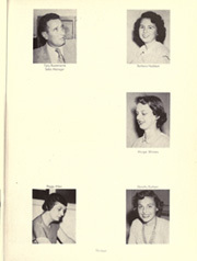 Page 17, 1952 Edition, Arizona State University - Sun Devil Spark Sahuaro Yearbook (Tempe, AZ) online yearbook collection