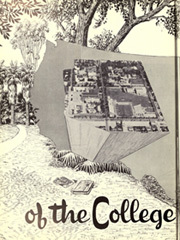 Page 10, 1955 Edition, Arizona State University - Sun Devil Spark Sahuaro Yearbook (Tempe, AZ) online yearbook collection
