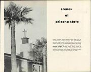 Page 11, 1957 Edition, Arizona State University - Sun Devil Spark Sahuaro Yearbook (Tempe, AZ) online yearbook collection