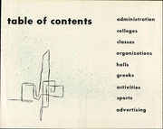 Page 9, 1957 Edition, Arizona State University - Sun Devil Spark Sahuaro Yearbook (Tempe, AZ) online yearbook collection