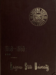 Arizona State University - Sun Devil Spark Sahuaro Yearbook (Tempe, AZ) online yearbook collection, 1959 Edition, Page 1