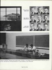 Page 63, 1962 Edition, Arizona State University - Sun Devil Spark Sahuaro Yearbook (Tempe, AZ) online yearbook collection