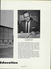 Page 65, 1962 Edition, Arizona State University - Sun Devil Spark Sahuaro Yearbook (Tempe, AZ) online yearbook collection