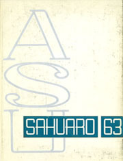 Arizona State University - Sun Devil Spark Sahuaro Yearbook (Tempe, AZ) online yearbook collection, 1963 Edition, Page 1