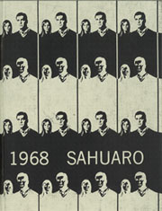 Arizona State University - Sun Devil Spark Sahuaro Yearbook (Tempe, AZ) online yearbook collection, 1968 Edition, Page 1