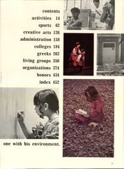 Page 13, 1971 Edition, Arizona State University - Sun Devil Spark Sahuaro Yearbook (Tempe, AZ) online yearbook collection