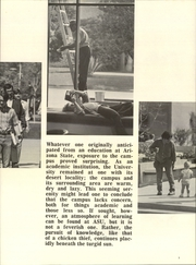 Page 5, 1971 Edition, Arizona State University - Sun Devil Spark Sahuaro Yearbook (Tempe, AZ) online yearbook collection