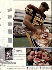 Page 10, 1990 Edition, Arizona State University - Sun Devil Spark Sahuaro Yearbook (Tempe, AZ) online yearbook collection