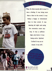 Page 11, 1990 Edition, Arizona State University - Sun Devil Spark Sahuaro Yearbook (Tempe, AZ) online yearbook collection